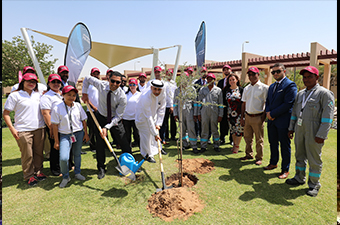 Provis Debuts Celebrating Year of Tolerance with Ghaf Tree Planting Event in Golf Gardens